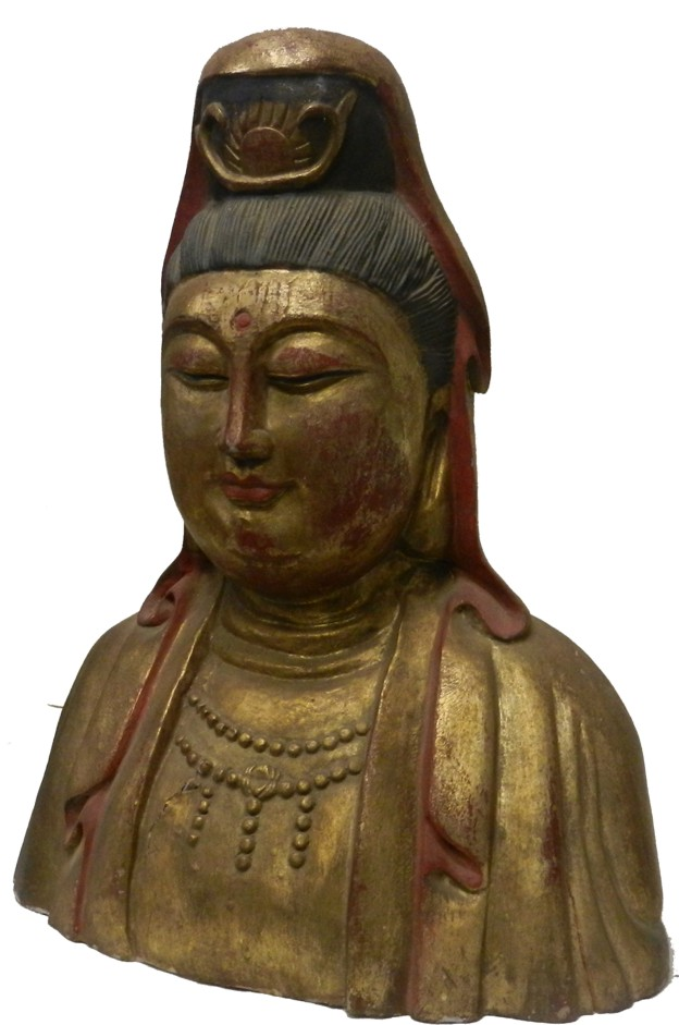 Chinese Antique Figurine Statues