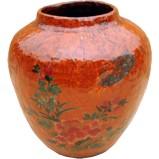 Painted Decoration Ginger Jar