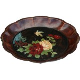 Original Beautiful Painted Plate
