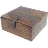 Original Chinese Wood Painted Box