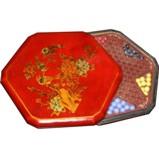 Chinese Checkers lower & Bird Red