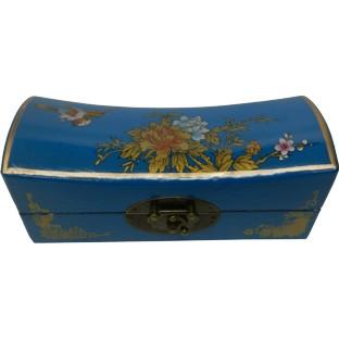 Blue Medium Treasure Box