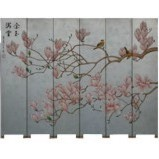 Room Divider Screen - Magnolia
