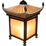 Chinese Imperial Decoration Lamp