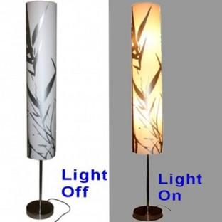 Floor Standing Floor Lamp - Chinese/Japanese
