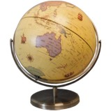 Antique Style 320mm World Globe