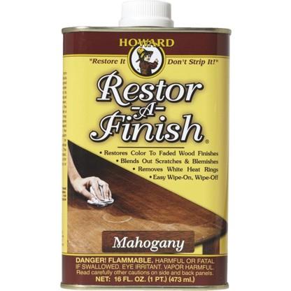 Restor-A-Finish Mahogany 473ml