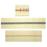 Set of 84 pieces Mahjong Counting Sticks