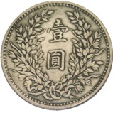 Chinese Silver plated Coin Replica