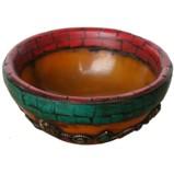Tibetan Jade Bowl