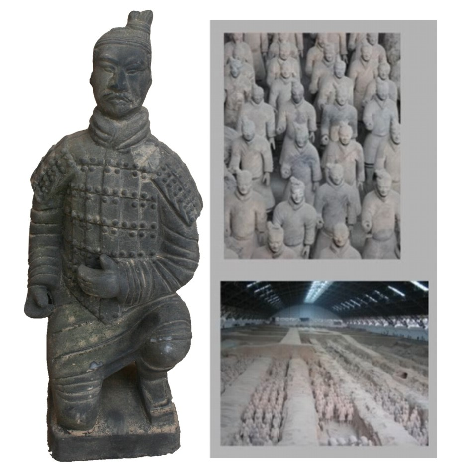 QIN Dynasty ... Terracotta Army Qin Dynasty 210 Bc Art