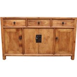 Country Wood Sideboard