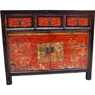 Original Painted Cabinet