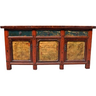 Large Painted Sideboard