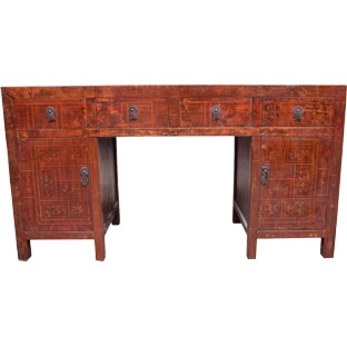 Orginal Red Desk