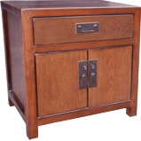 Brown Bedside Cabinet