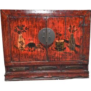 Original Painted Cabinet