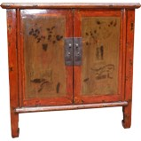 Shanxi Red Cabinet